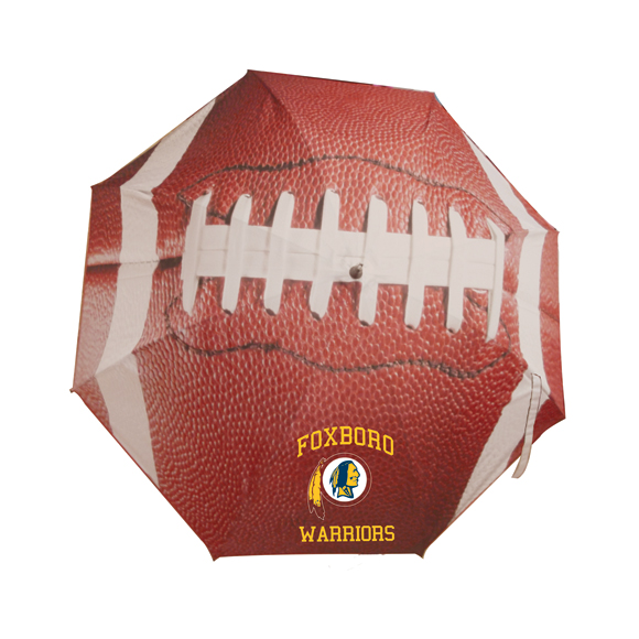 7100F - Football Canopy Golf Umbrella