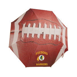 Football Canopy Golf Umbrella