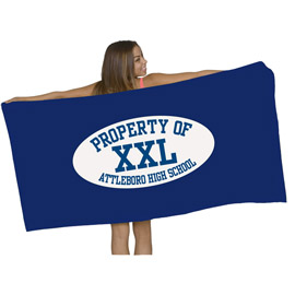 Sport Oval Towel