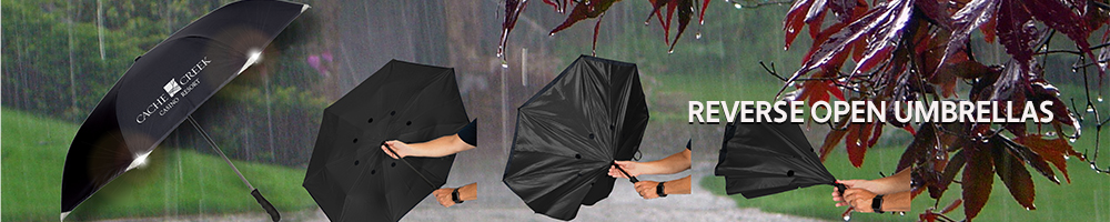 Invertabrella Reverse Opening Umbrella